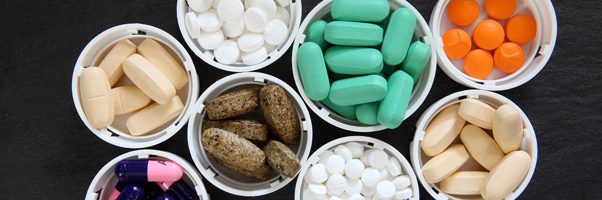 Vid framställning av medicin används opium